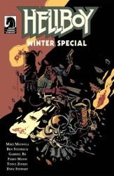 Dark Horse - Hellboy Winter Special 2018 Moon Variant