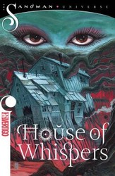 DC - House Of Whispers Vol 1 The Power Divided TPB