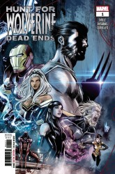 Marvel - Hunt For Wolverine Dead Ends # 1