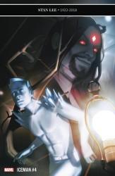 Marvel - Iceman # 4