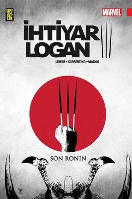 İhtiyar Logan Cilt 3 Son Ronin