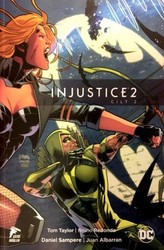 Çizgi Düşler - Injustice 2 Cilt 2