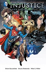 DC - Injustice Gods Among Us Year Three Vol 2 HC