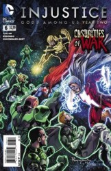 DC - Injustice Gods Among Us Year Two # 6