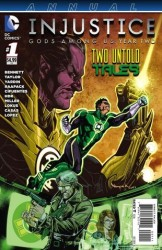 DC - Injustice Gods Among Us Year Two Annual # 1