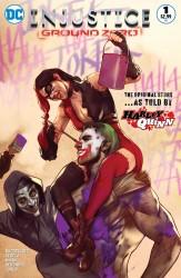 DC - Injustice Ground Zero # 1