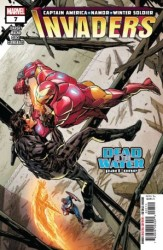 Marvel - Invaders (2018) # 7