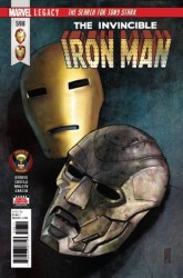 Marvel - Invincible Iron Man # 598