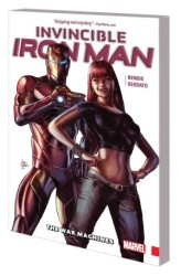 Marvel - Invincible Iron Man Vol 2 War Machines HC