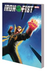 Marvel - Iron Fist Vol 1 Trial Of The Seven Masters