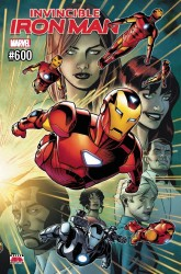 Marvel - Invincible Iron Man # 600