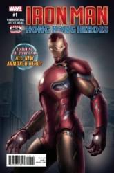 Marvel - Iron Man Hong Kong Heroes # 1