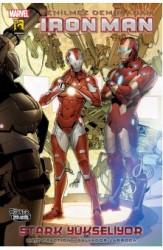 Arkabahçe - Iron Man - Yenilmez Demir Adam Cilt 6 Stark Yükseliyor 2.kitap