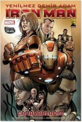 Arkabahçe - Iron Man - Yenilmez Demir Adam Cilt 7 Canavarlarım