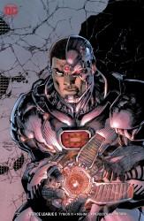 DC - Justice League (2018) # 5 Jim Lee Variant