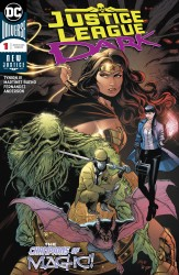 DC - Justice League Dark # 1