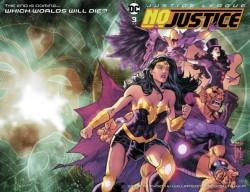 DC - Justice League No Justice # 3