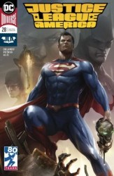 DC - Justice League of America # 28 Variant