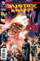 DC - Justice League of America # 12