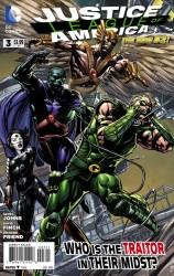 DC - Justice League of America # 3