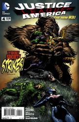 DC - Justice League of America # 4
