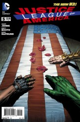 DC - Justice League Of America (New 52) # 5