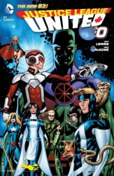 DC - Justice League United (New 52) # 0