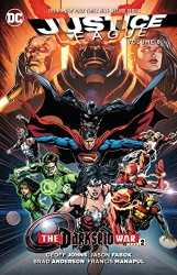 DC - Justice League (New 52) Vol 8 Darkseid War Part 2 TPB