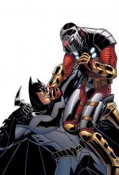 DC - Justice League vs Suicide Squad # 1 Amanda Conner Variant