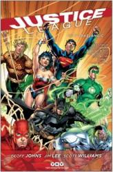 DC - Justice League (Yeni 52) Cilt 1 Başlangıç