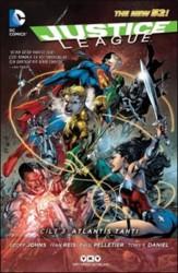 DC - Justice League (Yeni 52) Cilt 3 Atlantis Tahtı