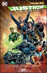 YKY - Justice League (Yeni 52) Cilt 5 Daima Kahramanlar