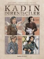 Alfa Yayınları - Kadın Direnişçiler