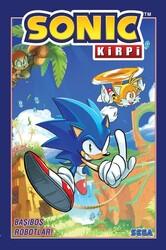 Presstij - Kirpi Sonic Cilt 1 Başıboş Robotlar