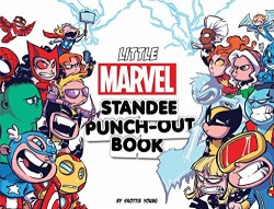 Marvel - Little Marvel Standee Punch Out Book
