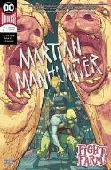 DC - Martian Manhunter # 7