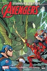 Marmara Çizgi - Marvel Action Avengers Sayı 2
