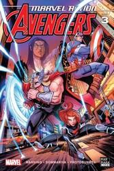 Marmara Çizgi - Marvel Action Avengers Sayı 3