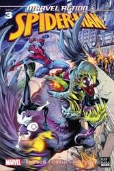 Marmara Çizgi - Marvel Action Spider-Man Sayı 3