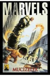 Arkabahçe - Marvel Mucizeler Fantastic Four Kapak