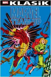 Büyülü Çizgi Roman - Marvel Team-Up Klasik Cilt 4