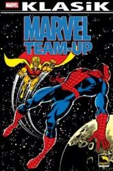 Büyülü Çizgi Roman - Marvel Team-Up Klasik Cilt 5