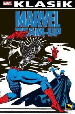 Marvel Team-Up Klasik Cilt 8