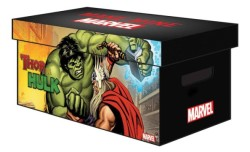 Marvel - Marvel Thor vs Hulk Graphic Collection Box - Kısa Cilt Kutusu