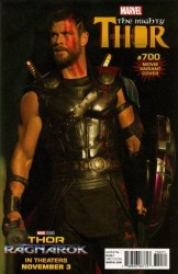 Marvel - Mighty Thor # 700 Movie Variant