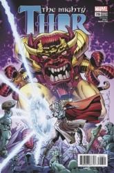 Marvel - Mighty Thor # 706 Walter Simonson Variant