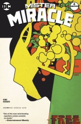 DC - Mister Miracle # 4 Variant
