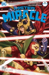 DC - Mister Miracle # 6