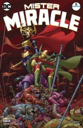 DC - Mister Miracle # 8