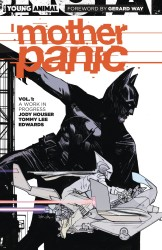 DC - Mother Panic Vol 1 Work In Progress TPB